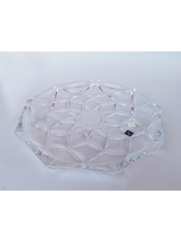 Prato grande decor vidro