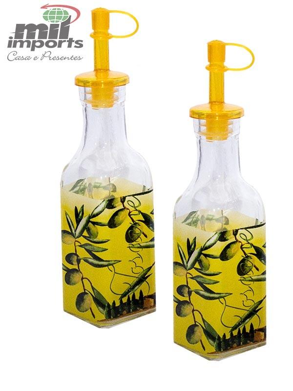 Porta azeite/vinagre (yellow)