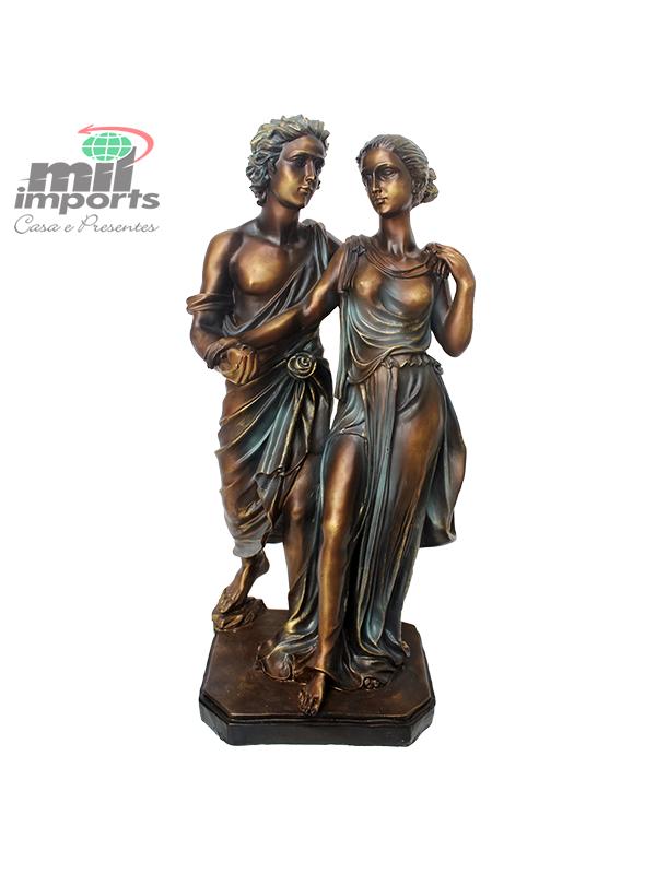Estatueta Decorativa em Resina (Deuses)
