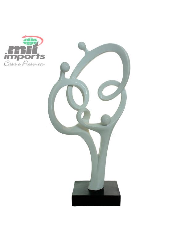 Estatueta de Resina
