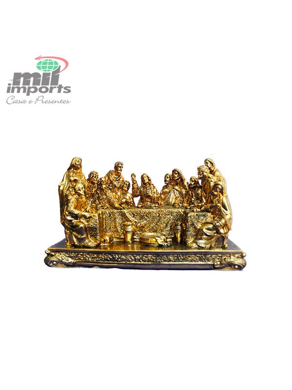Santa Ceia II 22 CM  (Gold Version)