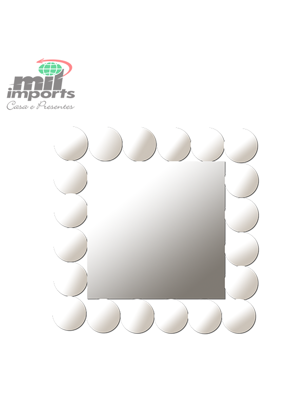Espelho Decorativo Fusion